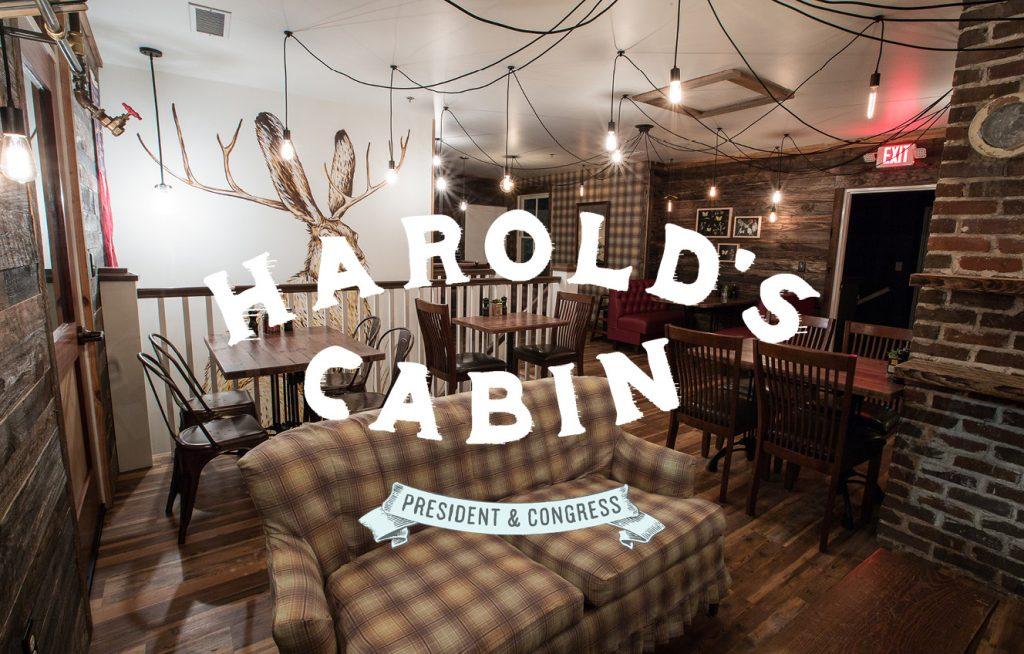 Harolds Cabin Charleston Sc Restaurant